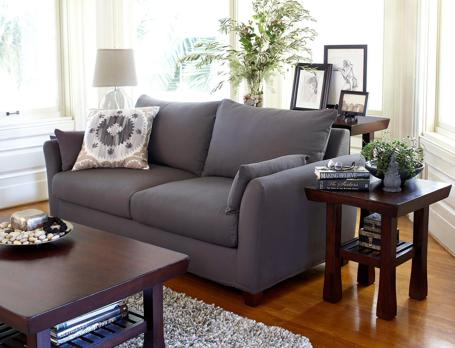 Sofa-in-Living-Room